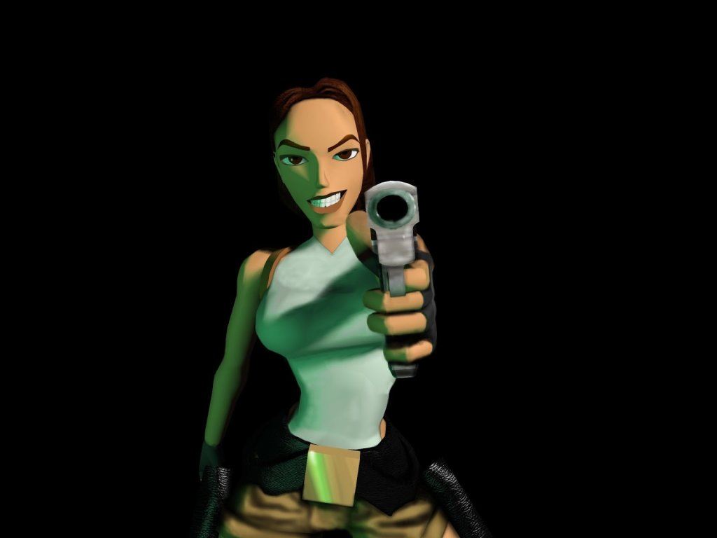 lara croft tomb raider 1