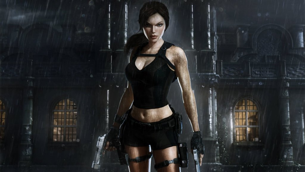lARA CROFT UNDERWORLD