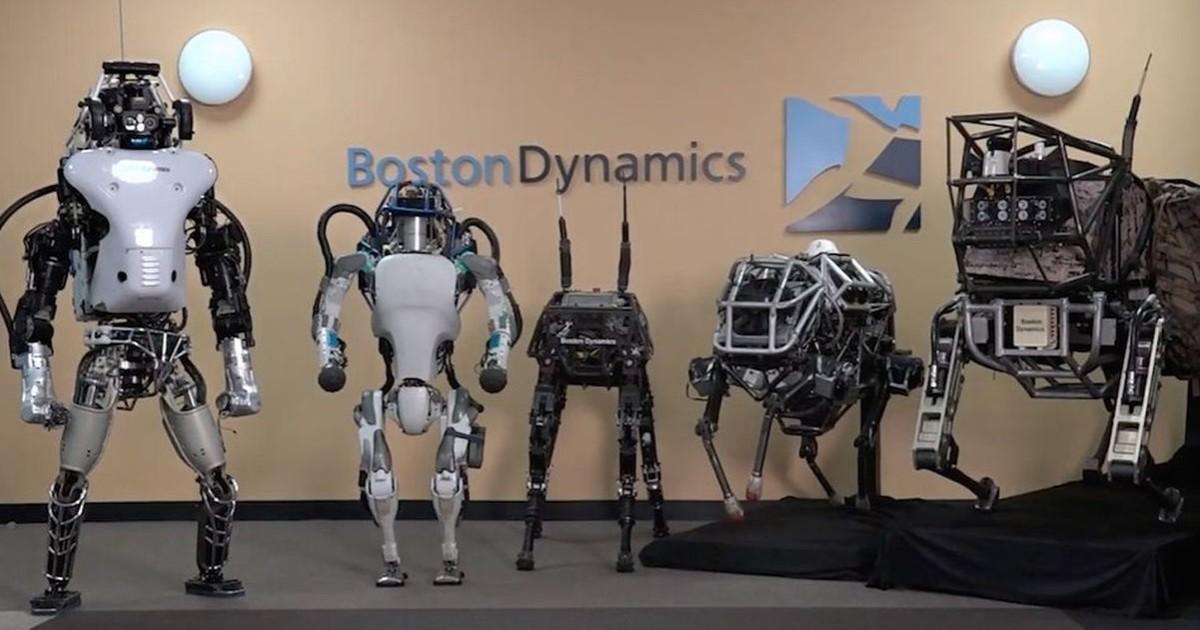 Questo robot con le ruote diventerà il vostro peggior incubo