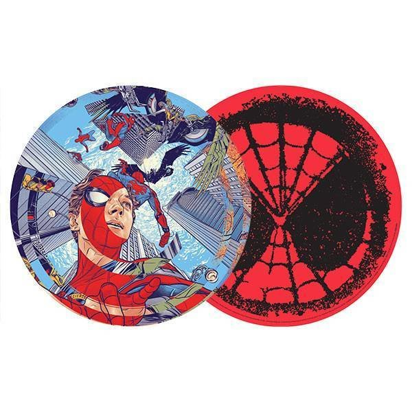 klir spiderman vinyl