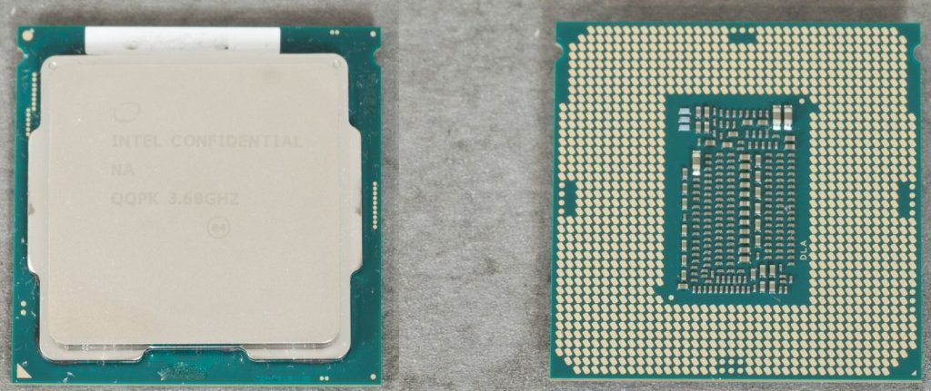 Core i7-9700K, spunta la recensione di un engineering sample - Tom's Hardware