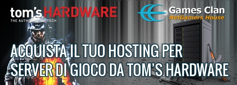 hosting gameserver