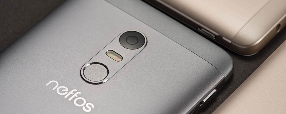 TP-Link, smartphone Neffos X1 e X1 Max disponibili in Italia