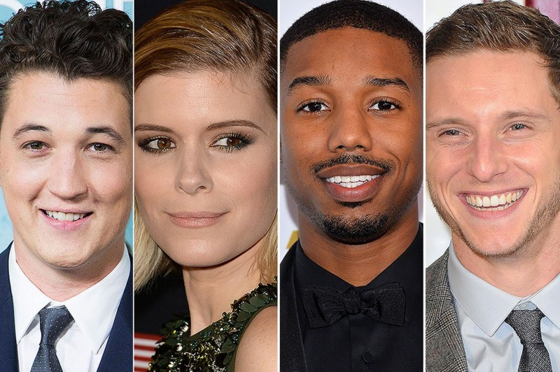 the fantastic four 2015 why miles teller thinks we re going to love it the new cast for f4