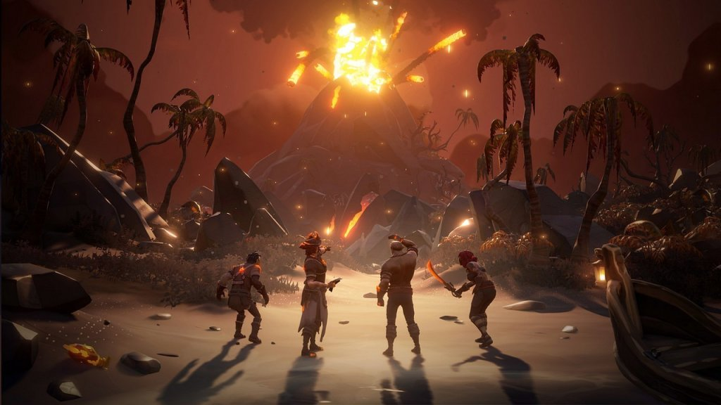 sea of thieves forsaken shores 1