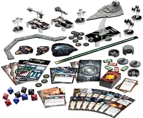 Star wars armada, il gioco da tavolo per imperiali e ribelli - tom's