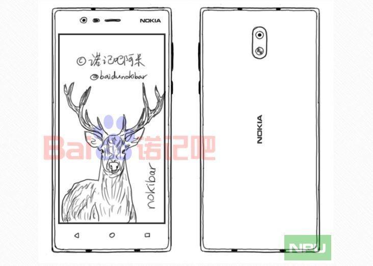 Nokia 5, Nokia 3 e Nokia 3310 al MWC 2017