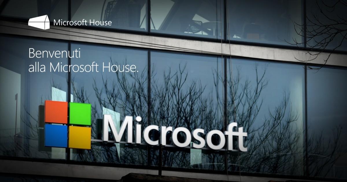 Apre la microsoft house la cattedrale hi tech di milano for High tech milano