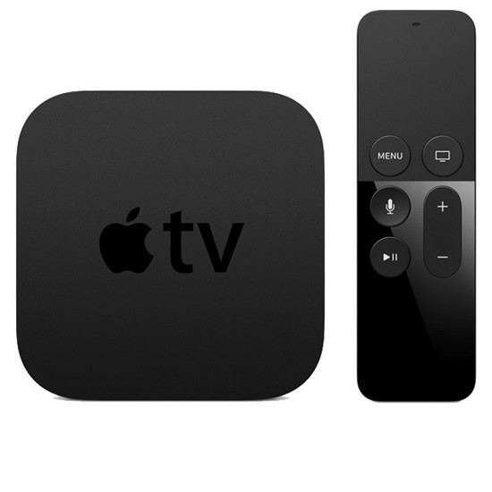 apple tv immagine corpo