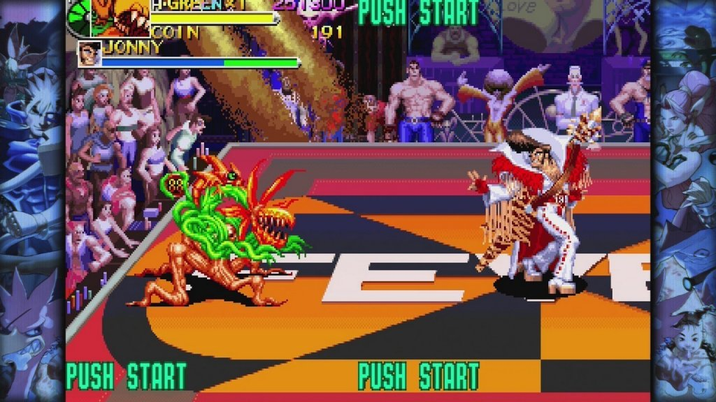 Capcom Beat Em Up 2