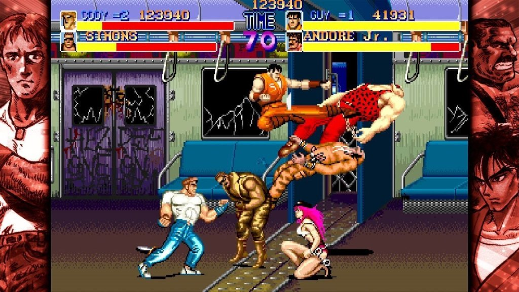 Capcom Beat Em Up 4