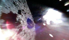 Rover giapponesi saltellano su un asteroide, che foto!