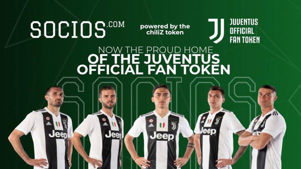 La Juventus entra nel mondo delle criptovalute - Tom's Hardware