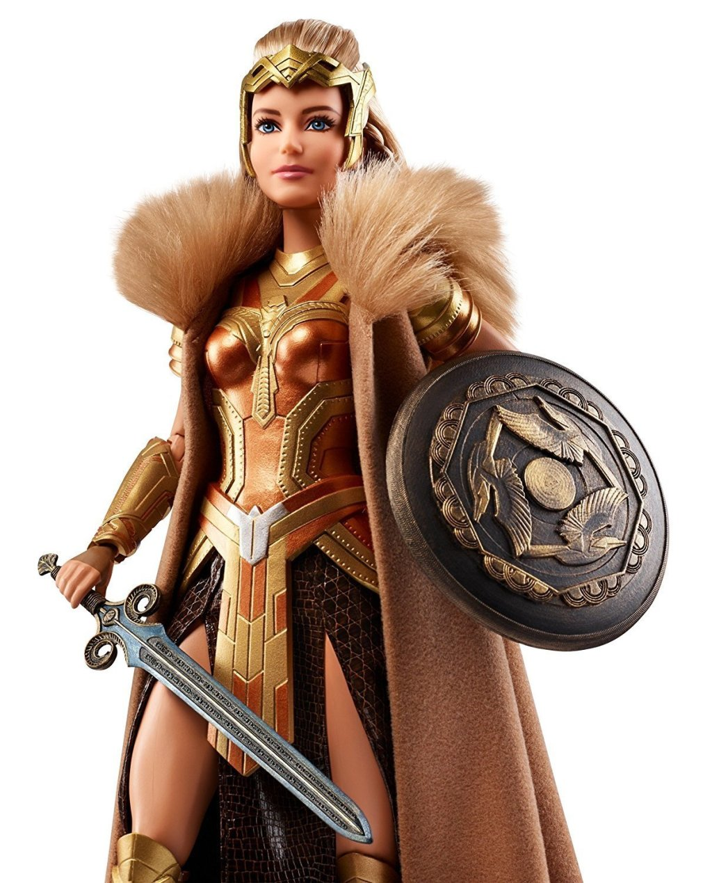 Barbie Queen Hippolyta