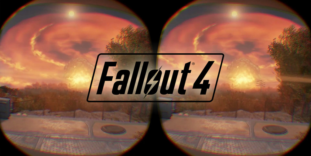 Fallout 4 for VR