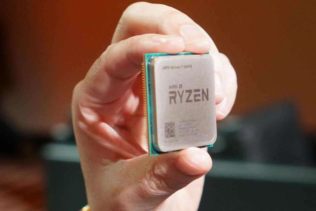 AMD ei nuovi processori Ryzen 7 che sfidano le CPU Core i7