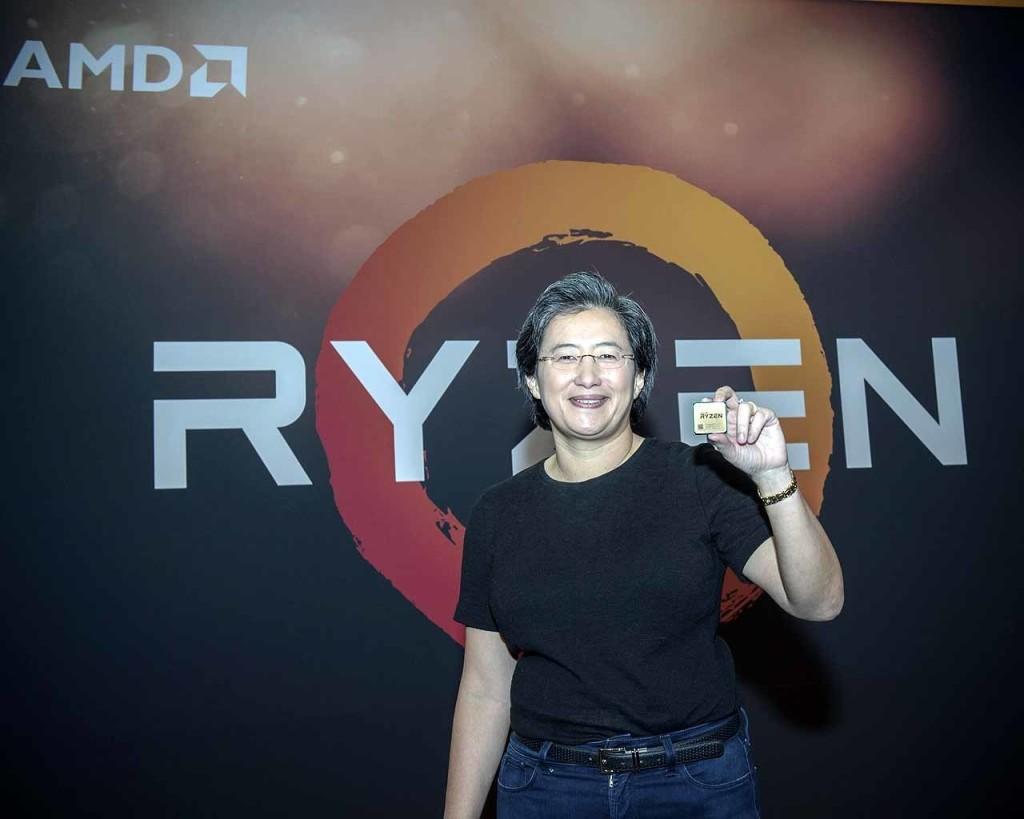 AMD Ryzen: a marzo le prime CPU di fascia alta
