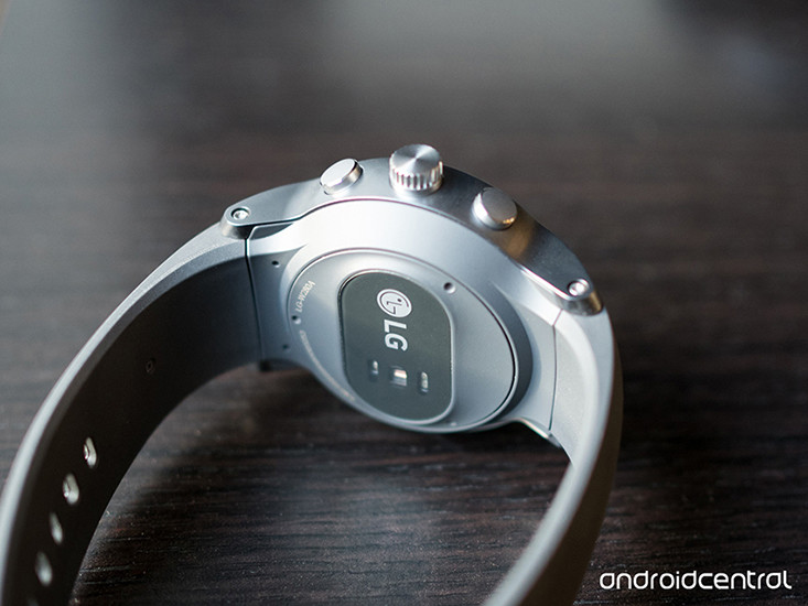 lg watch sport heart rate