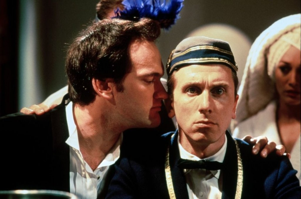 Four Rooms Tarantino
