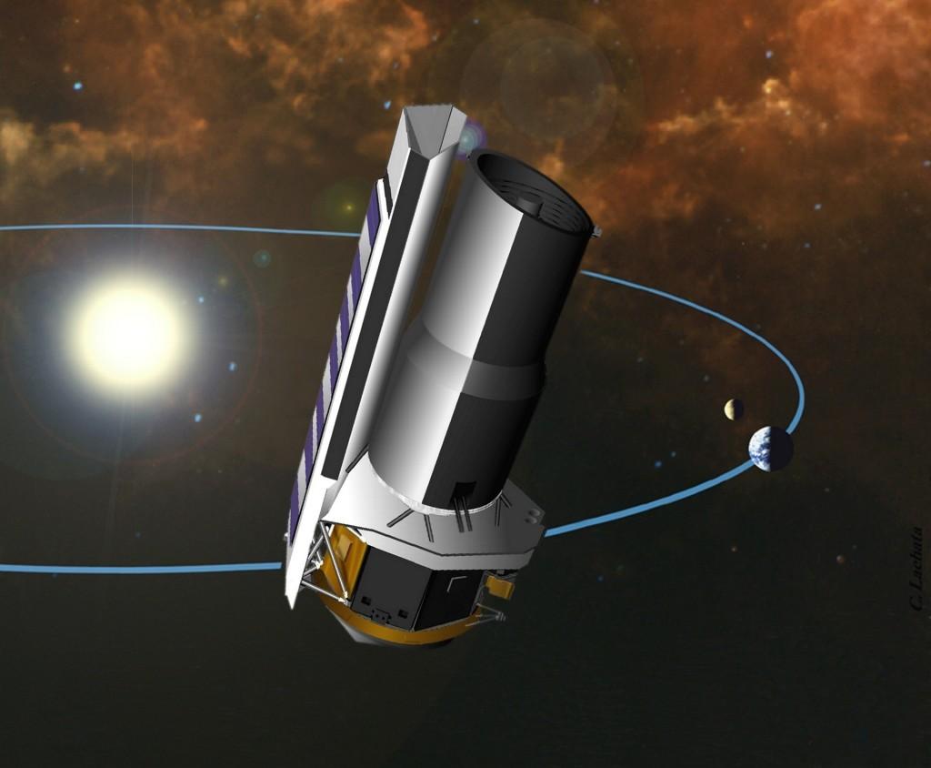 Ecco il telescopio che ha scoperto i sette esopianeti - Tom's Hardware