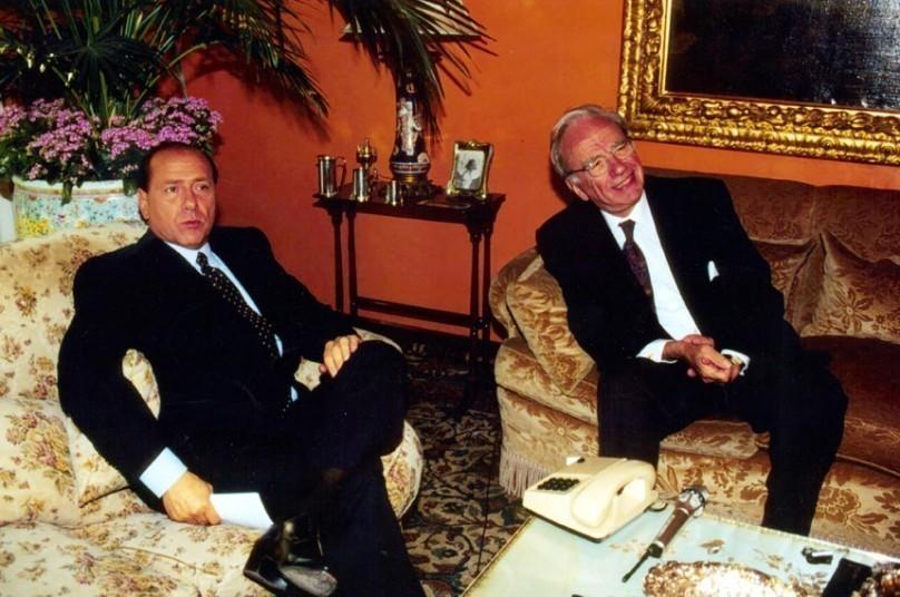 Berlusconi incontra Murdoch: cessione Mediaset Premium o diritti della Champions? - Tom's Hardware