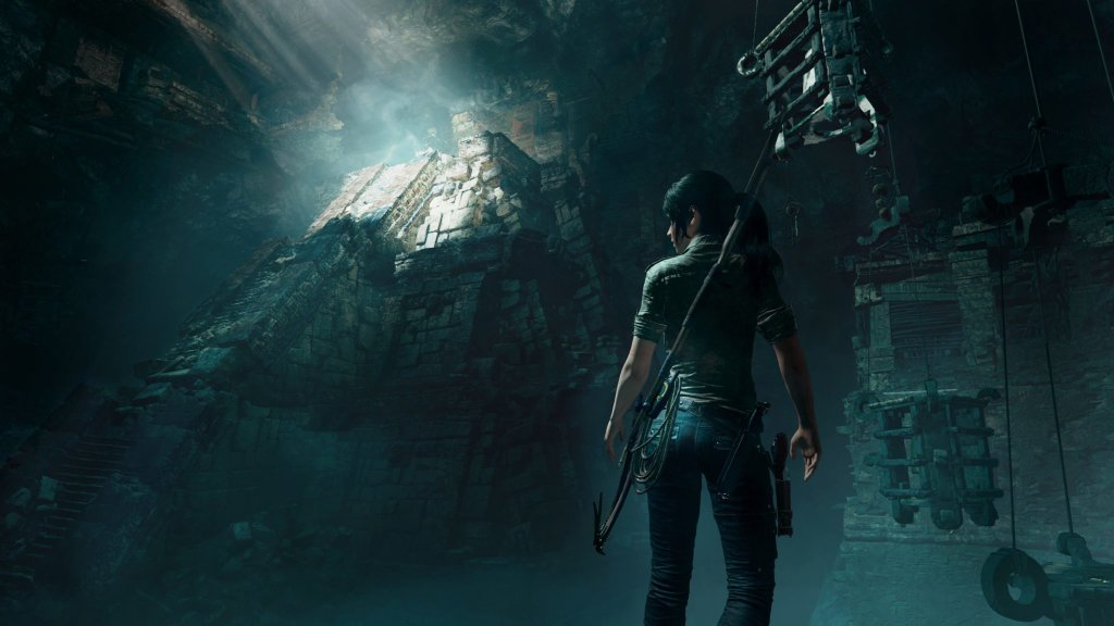 Shadow of the tomb raider cript