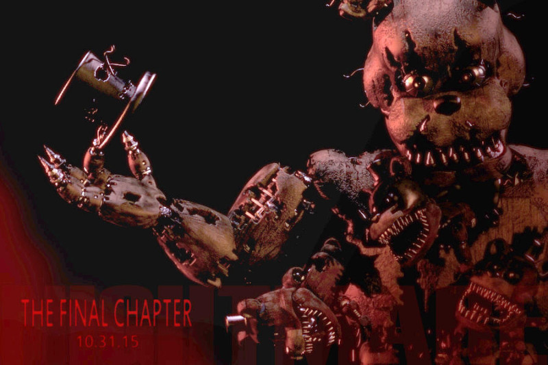 Five Night's at Freddy's 4 Final Chapter
