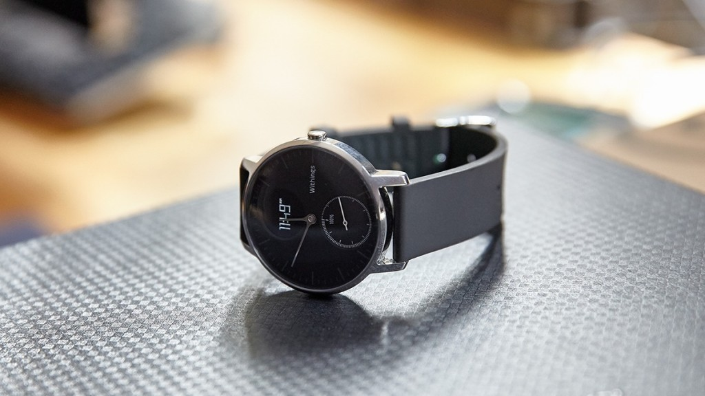 ed216e4b7a880b Recensione Withings Steel HR, l'orologio smart che stupisce - Tom's ...