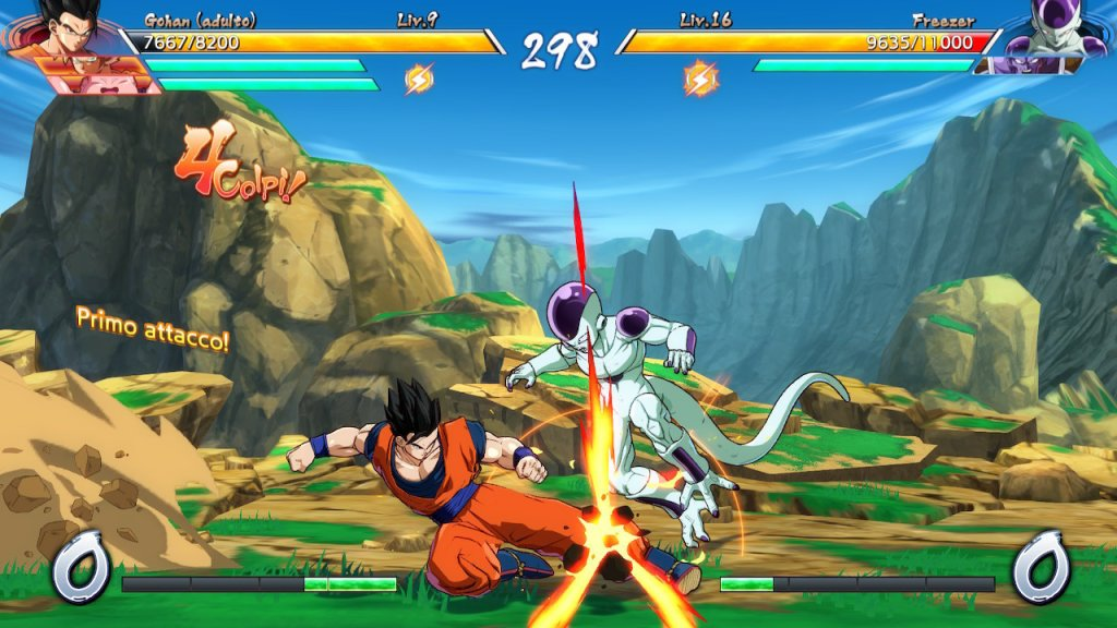 Dragon Ball FighterZ Switch (18)
