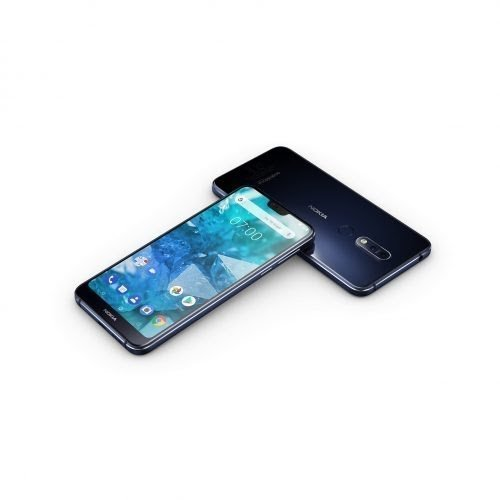 HMD Global Nokia 7 1 Midnight Blue Front and Back 500x500