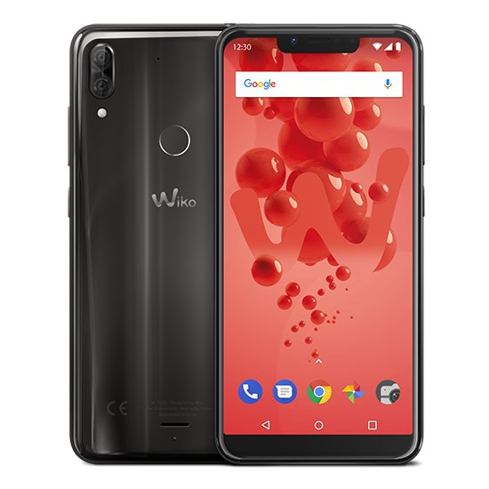 Wiko IFA2018 View2 Plus Anthracite Compo 01 HD
