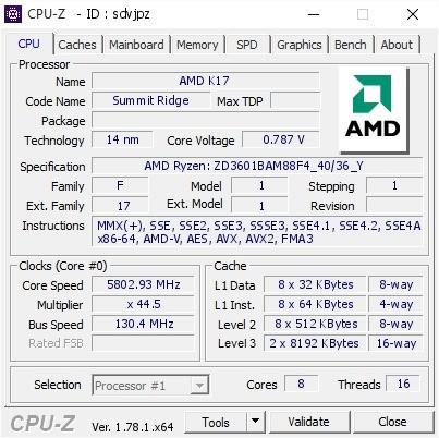 AMD presenta i processori Ryzen 5 1600X e 1500X