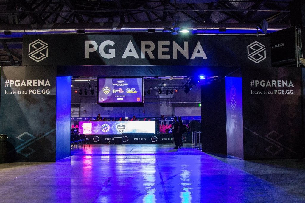 PG ARENA