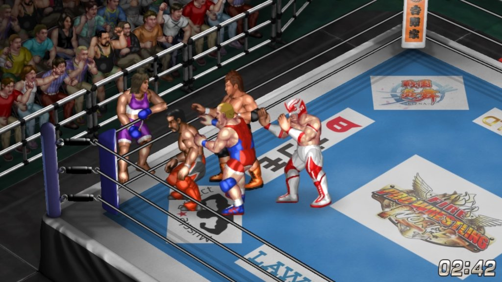 FIRE PRO WRESTLING WORLD 20181002090531