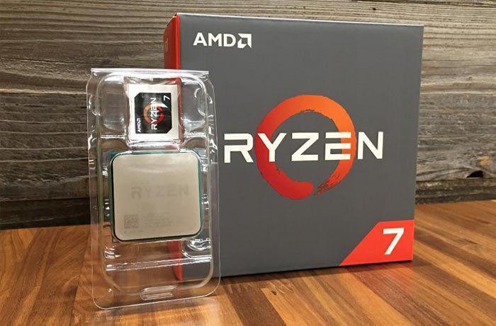 AMD conferma la disponibilità dei processori Ryzen 7