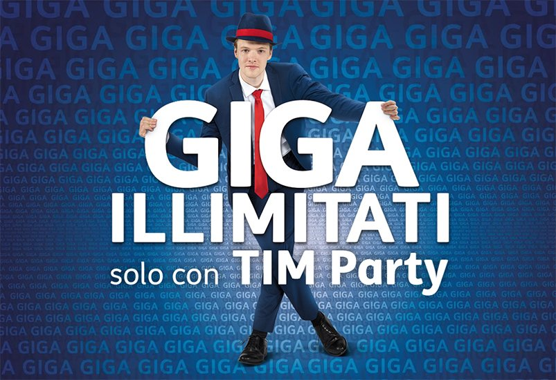 tim party cover