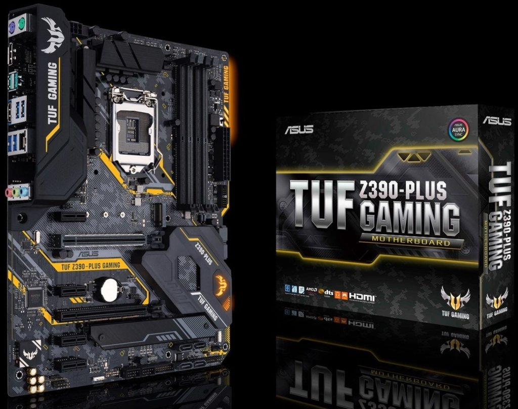 asus tuf z390 plus gaming