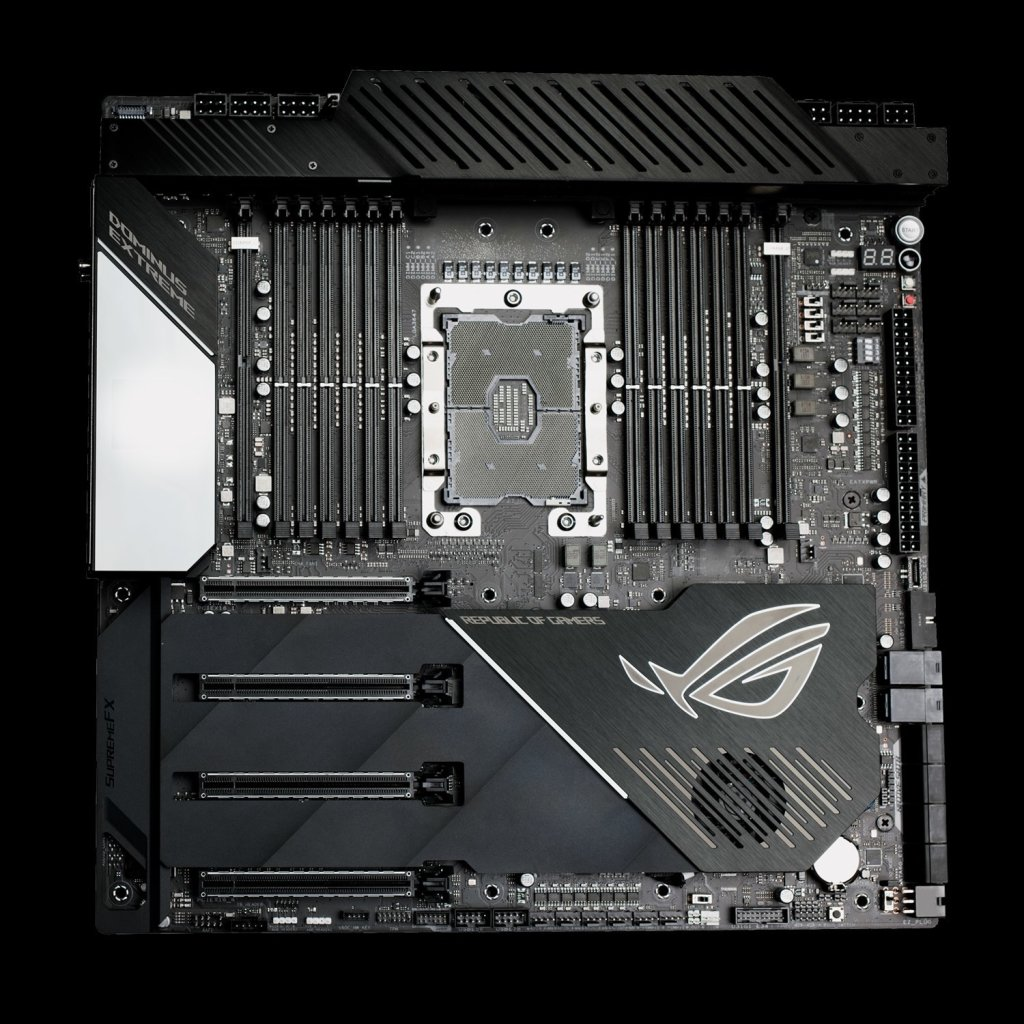 ASUS ROG Dominus Extreme Motherboard 1