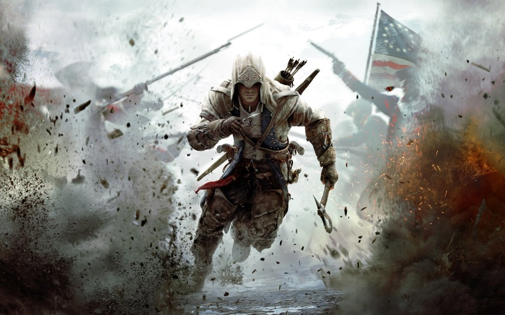 assassins creed iii ps4 playstation 4 1 original (1)