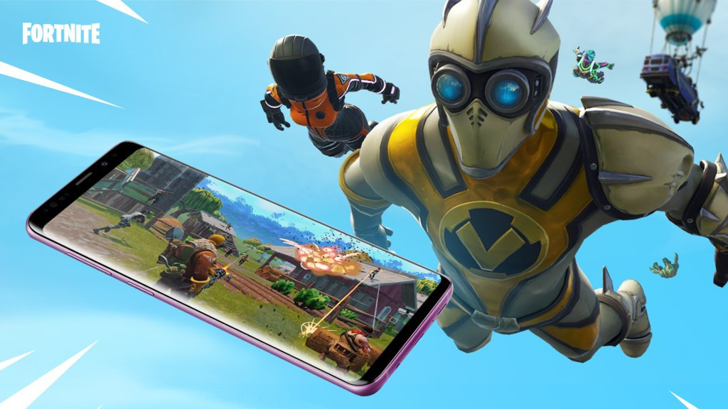 fortnite android