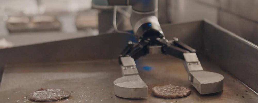 Flippy, il robot dei fast food che ruba altro lavoro - Tom\'s Hardware