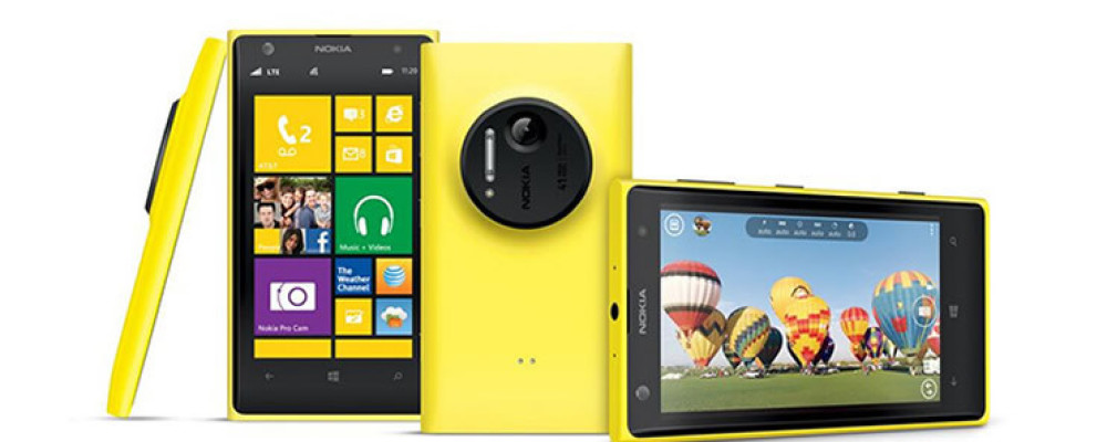 Nokia Lumia 1020, 41 megapixel anche per Windows Phone 8