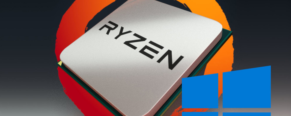 Ryzen, problemi con Windows 10? Secondo AMD è tutto ok
