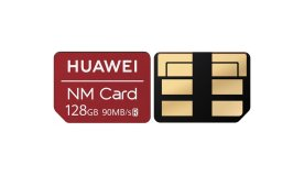 Huawei NM Card, addio alle microSD su smartphone Dual SIM?