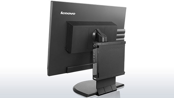 lenovo tiny desktop thinkcentre m83 attached back monitor 4