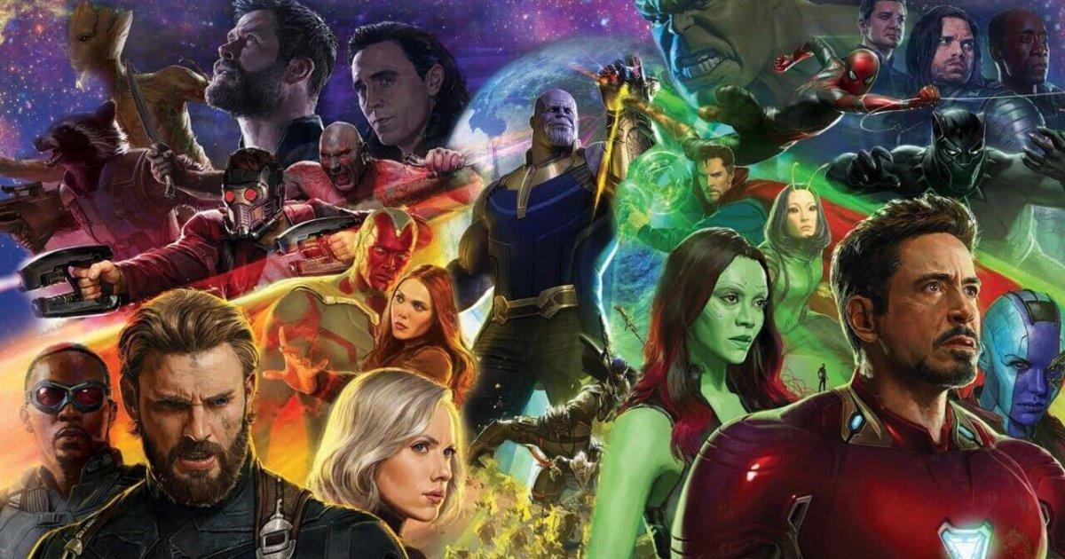 Sta per arrivare il trailer del nuovo Avengers?