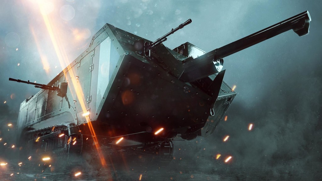 saint chamond battlefield 1
