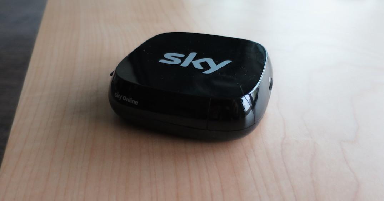 Sky Online Tv Box: streaming, Spotify, la tua collezione di film e altro