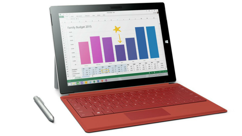 Microsoft Surface 3 01