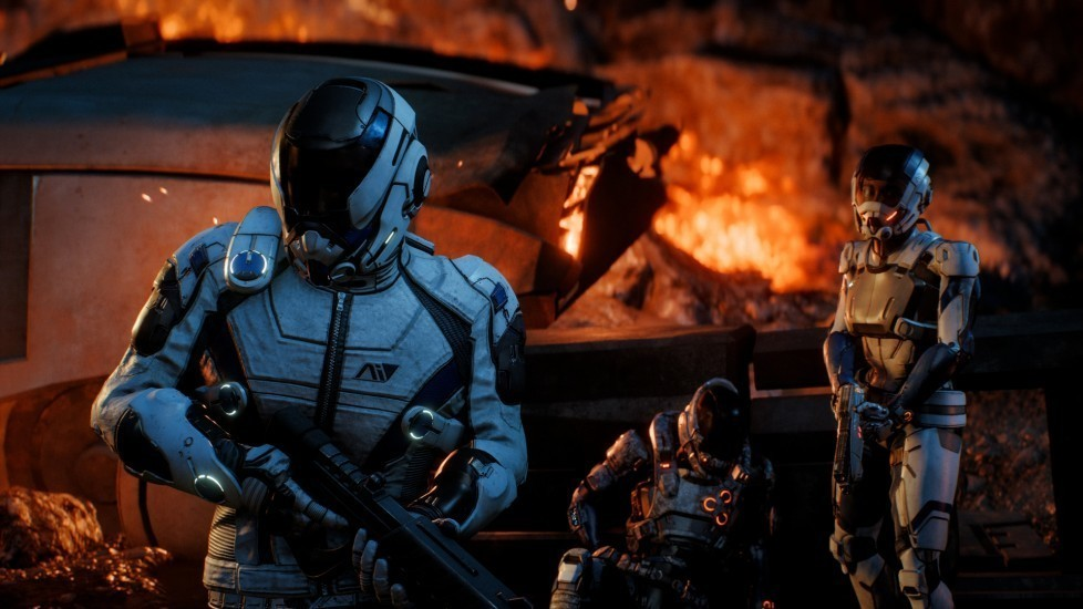 Mass Effect Andromeda è ora disponibile per gli abbonati EA Access